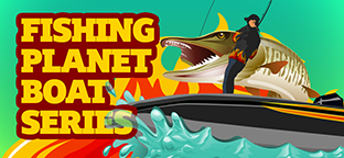 Fishing Planet Boat Series