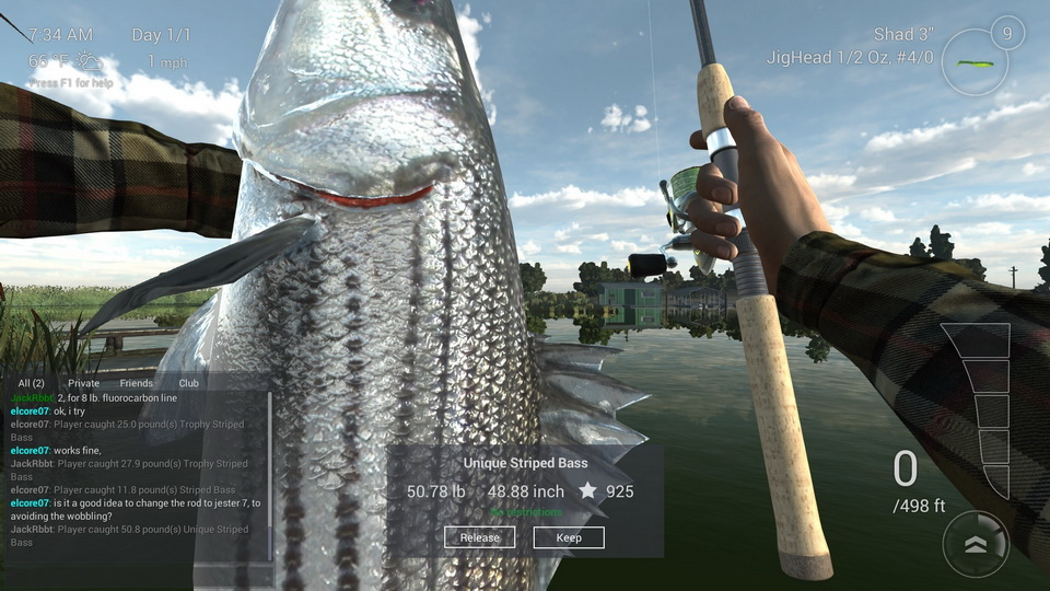 Catching the big ones - FishingPlanet com